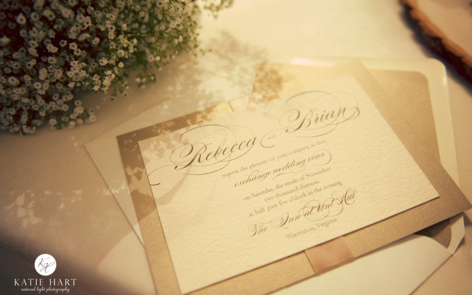 Your Wedding Deserves a Great Invitation!