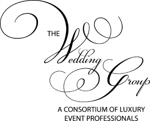 Staccato is a proud member of The Wedding Group: A Consortium of Luxury Event Professionals