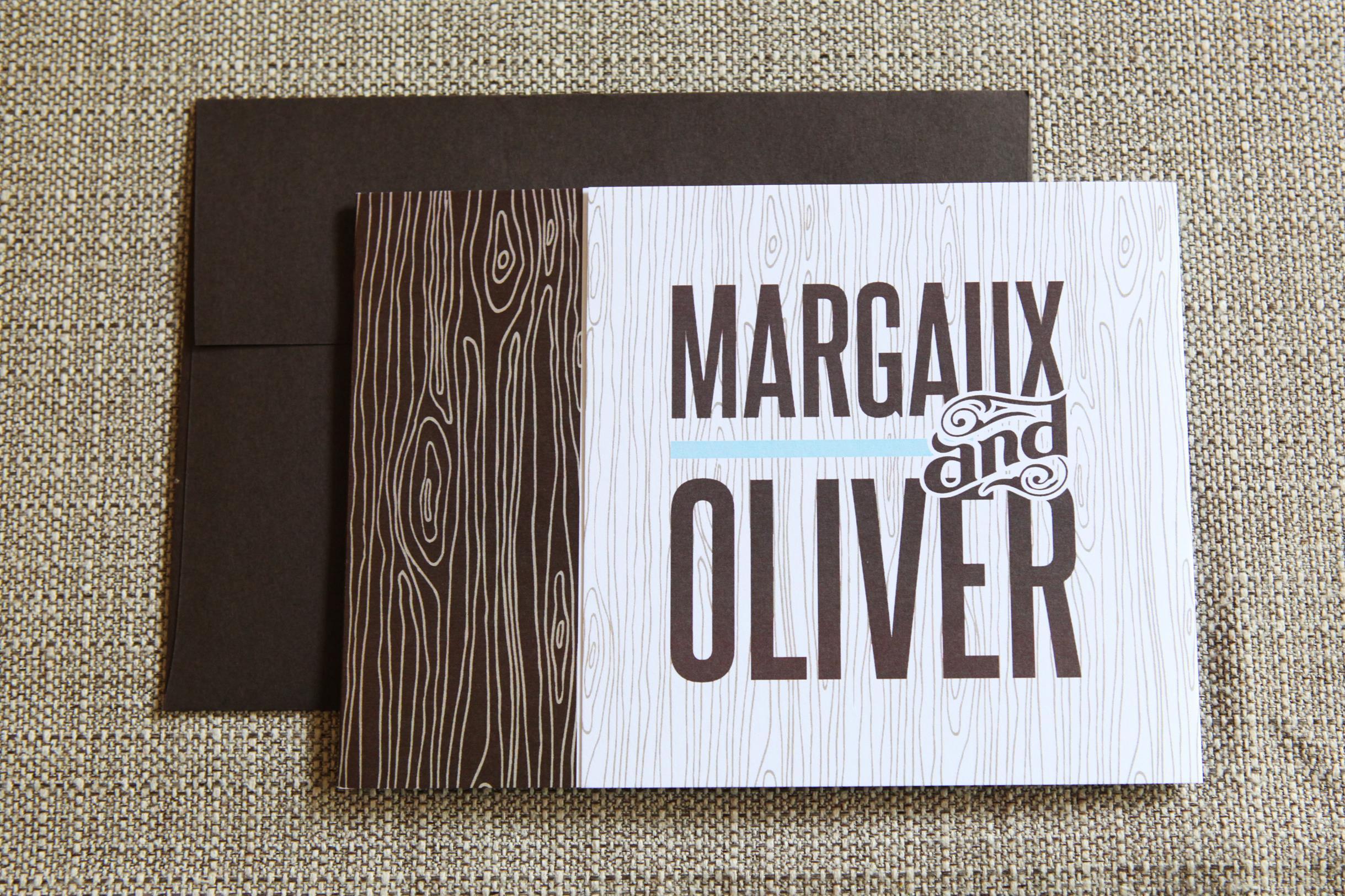 Savannah Tri-Fold by Jenn Sprinkle Paper