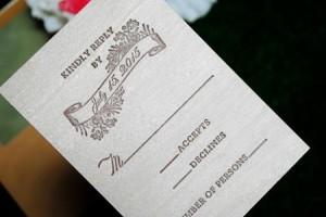woodland-response-card