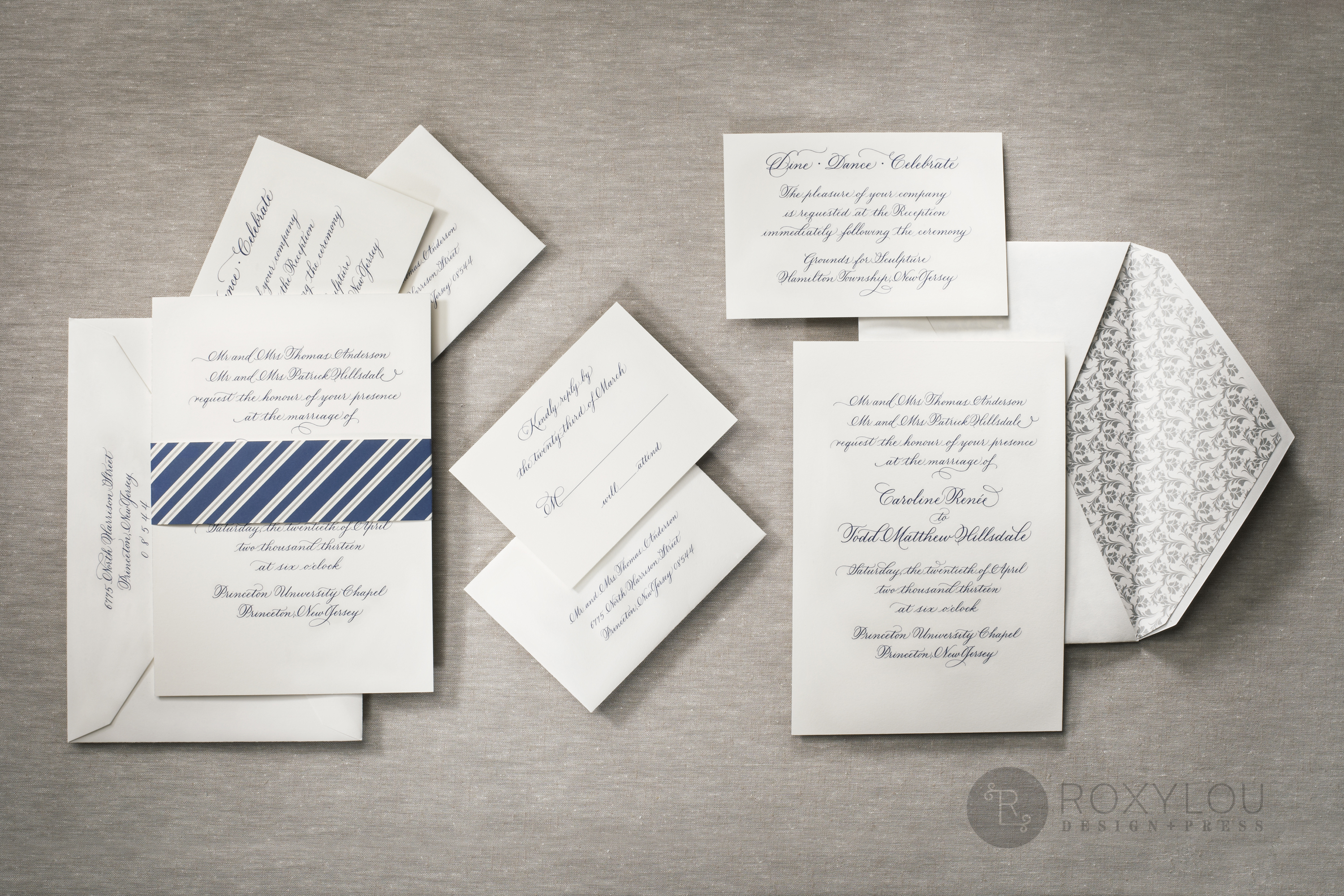 Capital Wedding Invitations