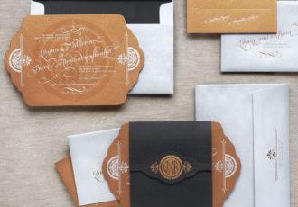 Empire Wedding Invitations