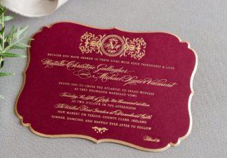 Natalie & Michael's Wedding Invitation Suite