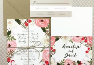 Philosophy Wedding Invitation