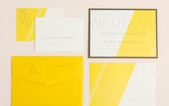 Better Half Wedding Invitation