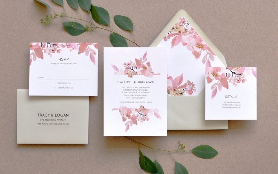Staccato – Distinctive Stationery for Noteworthy Events