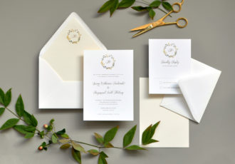 Sweet Summer Wedding Invitation