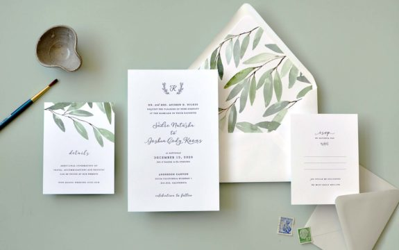 Sadie Wedding Invitation