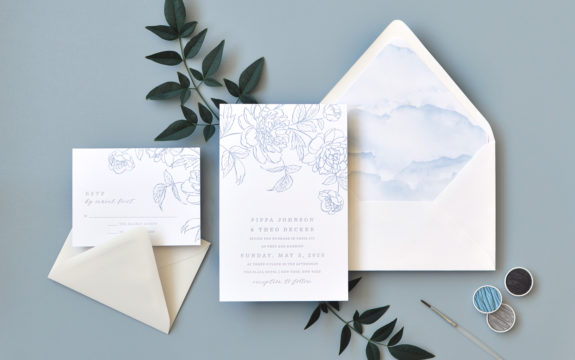 Pippa Wedding Invitation