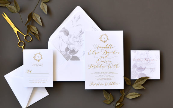 Annabelle Wedding Invitation
