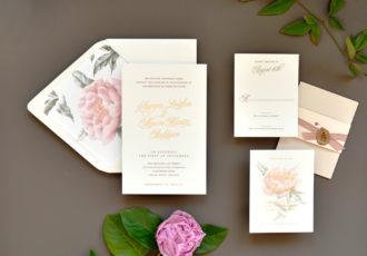 Sawyer Wedding Invitation