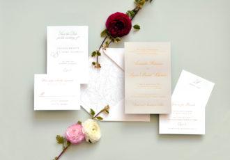 Amanda Wedding Invitation
