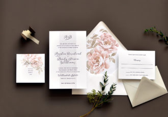 Amelia  Wedding Invitation