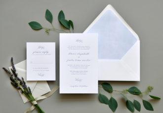 Blaire Wedding Invitation