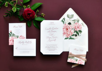 Camille Wedding Invitation