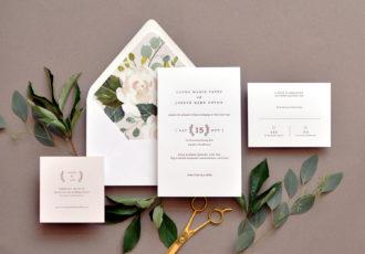 Laura Wedding Invitation