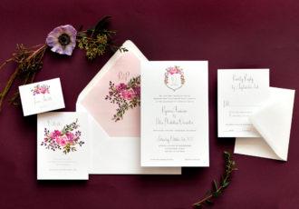 Ryanne Wedding Invitation