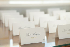 Laura & Bix's Traditional Wedding Invitations