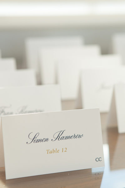 Laura & Bix's Traditional Wedding Invitations