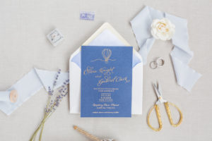 """Bleu Rendezvous"" Styled Shades of Blue Wedding Photo Shoot"