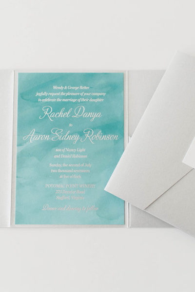 Reuilly Invitation Suite