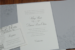 Rosemary Wedding Invitation